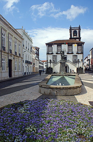 City Hall in Ponta Delgada