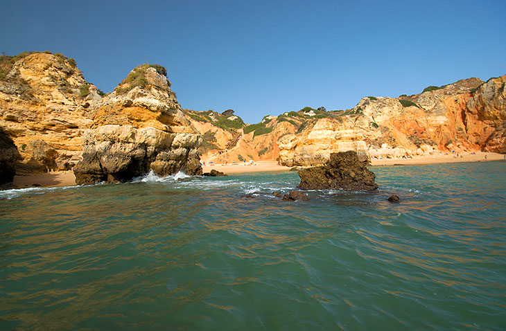 Algarves strande